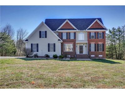 Goochland County Single Family Home For Sale: 4964 Double Eagle Drive