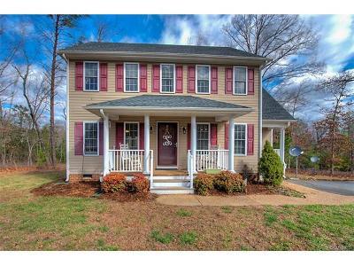 Aylett Single Family Home For Sale: 2221 Silver Street