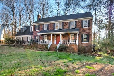 Chesterfield County Single Family Home For Sale: 740 Blakeston Drive