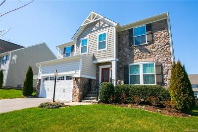 Mechanicsville Single Family Home For Sale: 9826 Harvest Honey Road