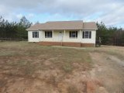 Farmville Single Family Home For Sale: 1391 Carter Road