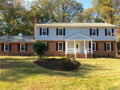 Hanover County Rental For Rent: 10475 Chamberlayne Road