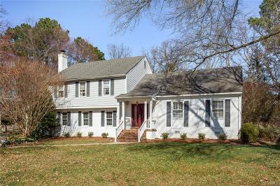 Henrico Single Family Home For Sale: 10606 Chipewyan Drive