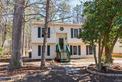 Chesterfield Single Family Home For Sale: 5419 South Jessup Road
