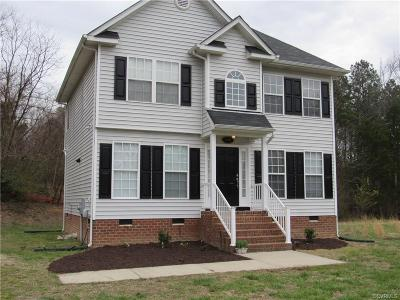 Richmond Single Family Home For Sale: 7607 Oster Drive