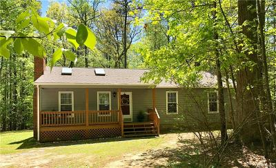 Chesterfield Single Family Home For Sale: 13331 Bailey Bridge Road