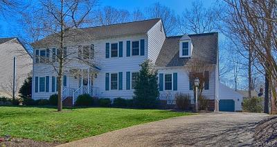 Henrico Single Family Home For Sale: 11827 Rutgers Drive