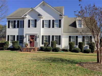 Henrico Single Family Home For Sale: 11801 Sandy Bluff Drive