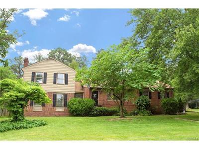 Henrico Single Family Home For Sale: 8515 Julian Road