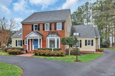 Henrico Single Family Home For Sale: 12008 Springrock Court