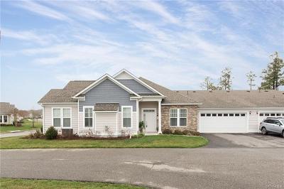 Chester Condo/Townhouse For Sale: 5728 Magnolia Shore Lane #15-2