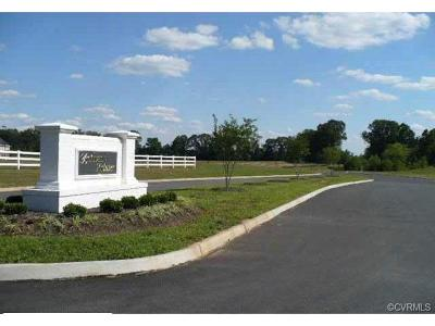 Hanover County Residential Lots & Land For Sale: 15013 Bethany Estates Way