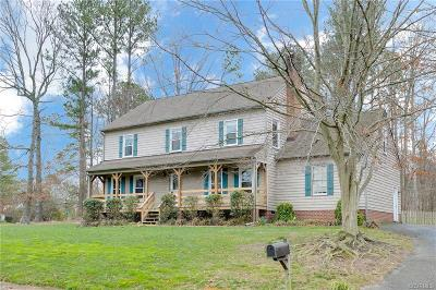 Midlothian Single Family Home For Sale: 12901 Cottage Mill Place