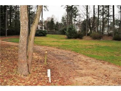 Henrico Residential Lots & Land For Sale: 9605 Derbyshire Road