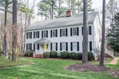 Henrico County Single Family Home For Sale: 9604 Georges Bluff Road