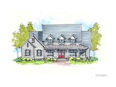 Midlothian Single Family Home For Sale: 16219 Maple Hall Drive