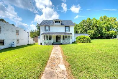 Nottoway County Single Family Home For Sale: 703 North Main Street