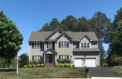 Glen Allen VA Single Family Home For Sale: $529,950