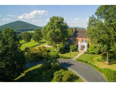 Charlottesville VA Single Family Home For Sale: $5,295,000