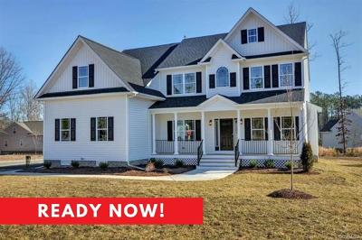 Chesterfield Single Family Home For Sale: 11407 Avening Road