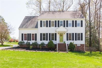 Midlothian Single Family Home For Sale: 1730 Porters Mill Road