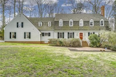Henrico County Single Family Home For Sale: 9007 Brieryle Road