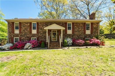 Mechanicsville VA Single Family Home For Sale: $265,000