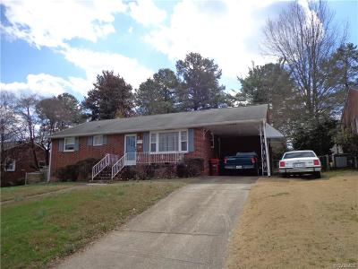 Colonial Heights Single Family Home For Sale: 517 Mac Arthur Avenue
