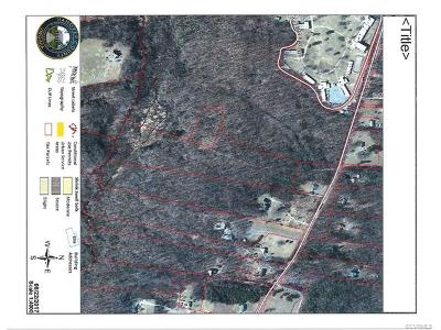 Hanover County Residential Lots & Land For Sale: 7291-A Chestnut Church Road