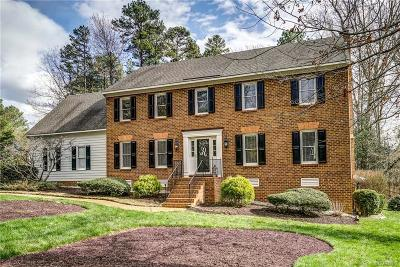 Henrico Single Family Home For Sale: 12601 Wilde Lake Court