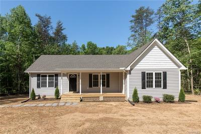 Powhatan Single Family Home For Sale: 3729 Jefferson Landing Road