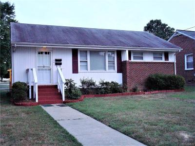 Colonial Heights Single Family Home For Sale: 309 Walnut Avenue