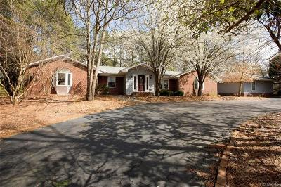 Farmville Single Family Home For Sale: 1960 Price Drive
