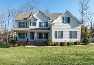 Chesterfield Single Family Home For Sale: 8212 Hampton Valley Drive