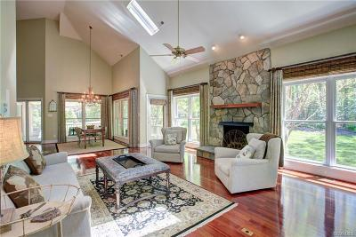 Manakin Sabot Single Family Home For Sale: 300 First Flite Lane