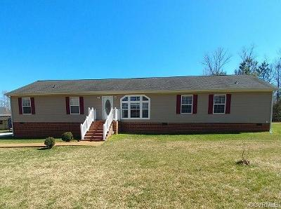 Henrico Single Family Home For Sale: 7801 Doran Road