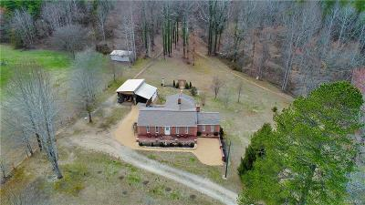 Powhatan Single Family Home For Sale: 701 Clement Town Road