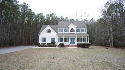 Petersburg Single Family Home For Sale: 1178 Indian Court