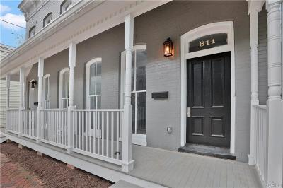 Richmond Single Family Home For Sale: 811 Idlewood Avenue