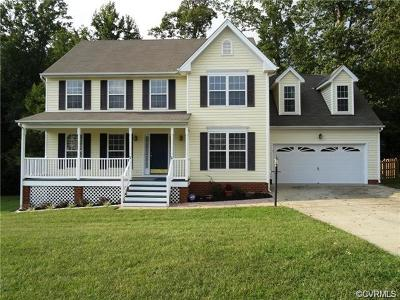Chesterfield County Single Family Home For Sale: 14954 Dogwood Ridge Court