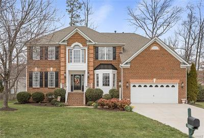 Henrico County Single Family Home For Sale: 4804 Cobblestone Landing Place