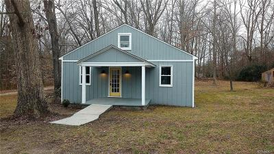 Chester Single Family Home For Sale: 4600 Owendale Road