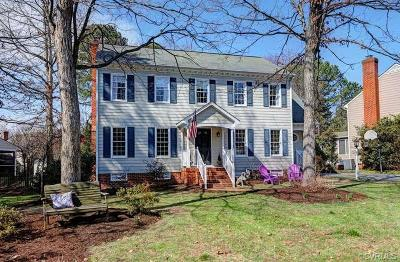 Henrico Single Family Home For Sale: 2924 East Waterford Way