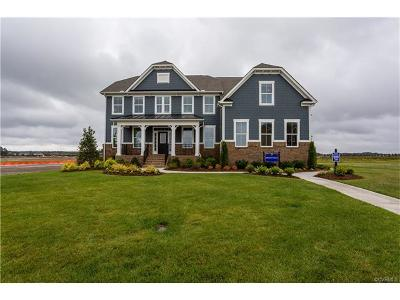 Chesterfield Single Family Home For Sale: 300 Seaford Crossing Court