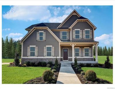 Chesterfield Single Family Home For Sale: 3700 Merrington View