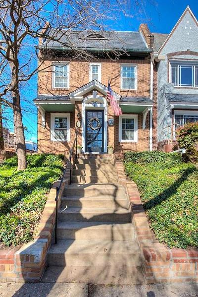 Richmond Single Family Home For Sale: 6 North Crenshaw Avenue