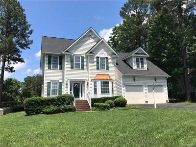 Henrico County Single Family Home For Sale: 12008 Simsbury Court
