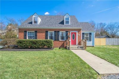 Henrico Single Family Home For Sale: 7211 Hermitage Road