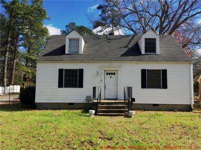 Petersburg Single Family Home For Sale: 1737 Johnson Road