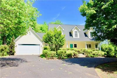 Single Family Home For Sale: 13108 Black Walnut Lane